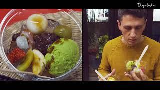 ЯПОНСКИЕ СЛАДОСТИ МОТИ (МОЧИ) - Настоящие японские сладости. Японская Еда