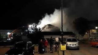zeer grote brand Heerhugowaard 8 september 2020