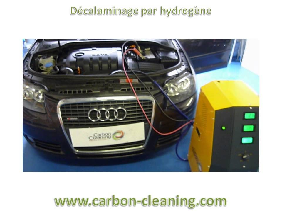 d pollution moteur sur audi a3 2l tdi avec carbon cleaning youtube. Black Bedroom Furniture Sets. Home Design Ideas