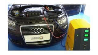 Dépollution Moteur sur Audi A3 2L TDI avec Carbon Cleaning