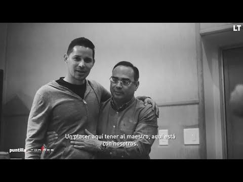 Leoni Torres, Gilberto Santa Rosa - No Puedo Parar | Sesión de Estudio