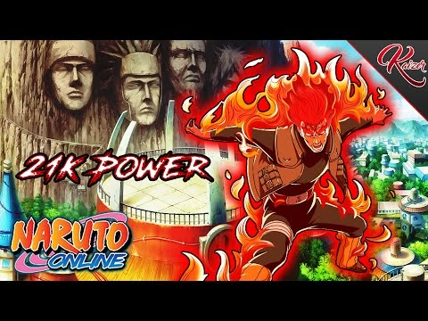 Naruto Online | 21000 Power
