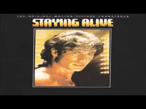 Bee Gees - I Love You Too Much (Staying Alive 1983 Soundtrack)