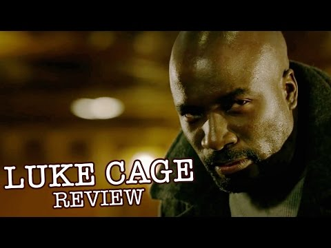 Luke Cage Review - Rosario Dawson, Mike Colter, Theo Rossi