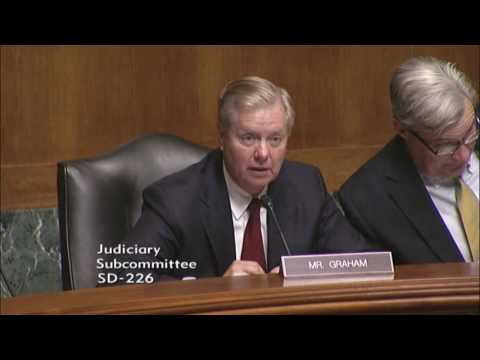 Graham Questions Charles Hucks on Ransomware Attack in Horry County
