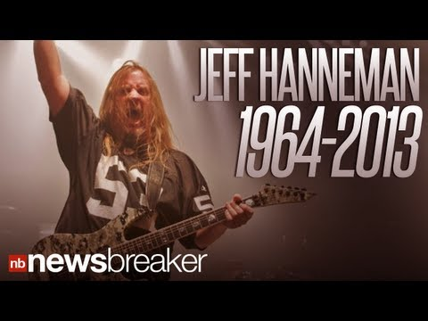 Slayer Guitarist Jeff Hanneman Dead at 49 | NewsBreaker | Ora TV