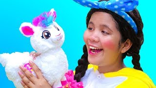 Mary Had a Little Lamb - Nursery Rhymes & Kids Songs