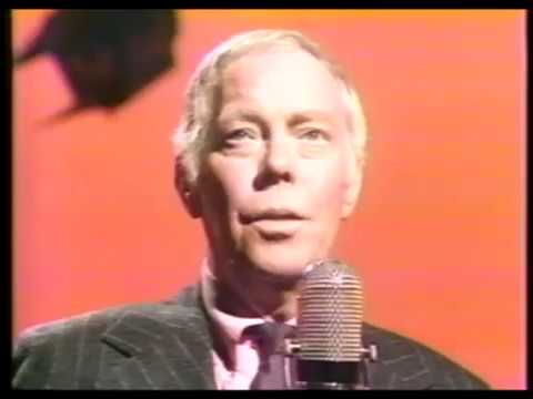 Dick Haymes--It Might As Well Be Spring, 1978 TV, Hugh Downs