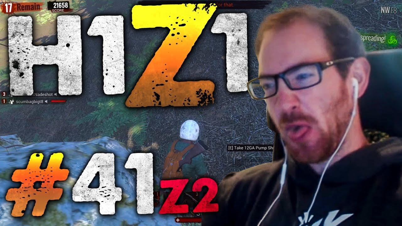 Download UNLUCKIEST GAMES | H1Z1 Z2 Battle Royale #41 | OpTicBigTymeR