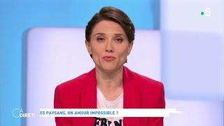 La France et ses paysans : un amour impossible ? #cadire 21.02.2020