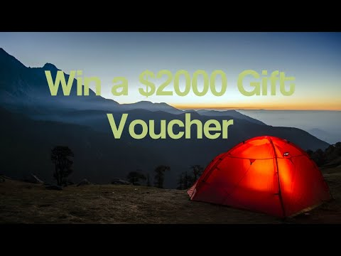 BCF Gift Voucher   Boating Fishing And Camping $2000 Gift Voucher