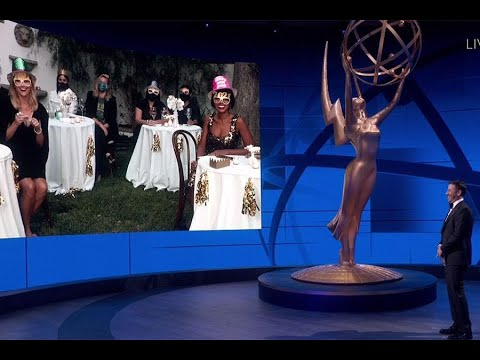 72nd Emmy Awards: Kerry Washington and Reese Witherspoon New Year's