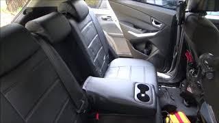 Подогрев задних сидений.  часть 2.  (удачная)