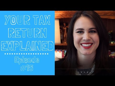 Your Tax Return Explained   Individual Income Tax   Episode 14