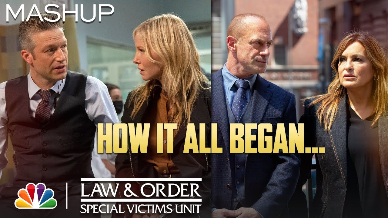 Go Back to the Start of Bensler and Rollisi - Law & Order: SVU