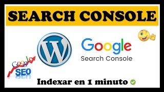 🔴 Instalar GOOGLE SEARCH CONSOLE en WordPress 2021 | Indexa tu Pagina Web 🥇