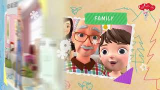 Put your hands in the air song  - Nursery Rhymes | kindergarten Songs for Babies| liza and coco