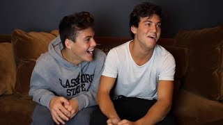 Funny/ cute moments of the Dolan Twins// part 1