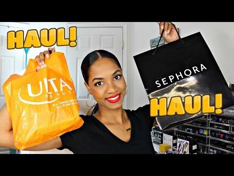 💕 SUPER MEGA CHATTY HAUL 💕 Sephora, Ulta, MAC, Urban Decay, Kat Von D + MORE!!!