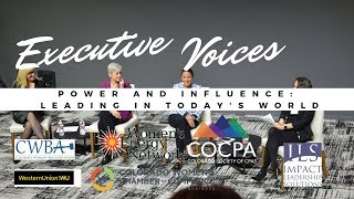 ILS Executive Voices: Power and Influence | March 2019