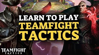 TEAMFIGHT TACTICS, the New League of Legends Game!