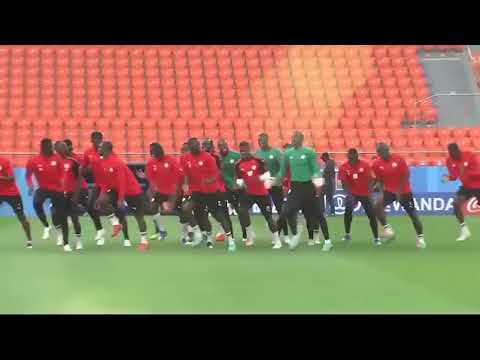 Tarian Timnas SENEGAL (Piala Dunia 2018)