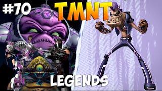 Черепашки-Ниндзя: Легенды. Прохождение #70 2 Bebop vs ALL BOSSES (TMNT Legends IOS Gameplay 2016