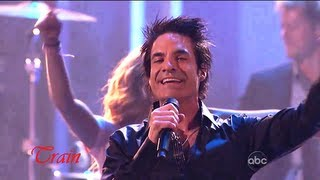 Train - Hey Soul Sister ( live on American Music Awards 2010 ) [ lyrics ]