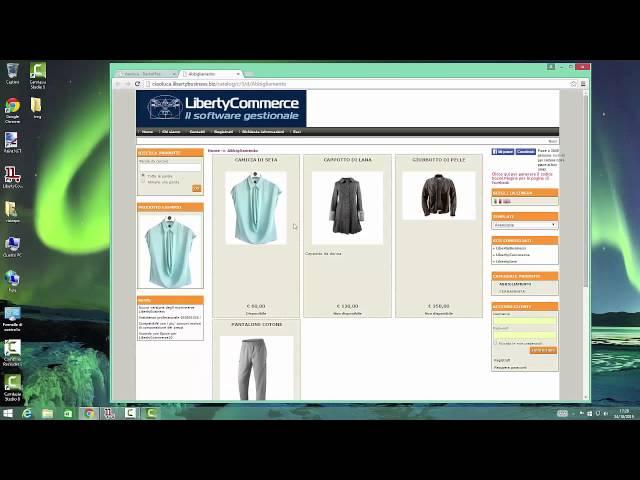 Inserire un modulo richiesta informazioni su un e-commerce