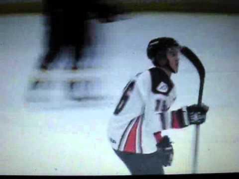 Nick Wicks Goal (Winter Classic) Richmond Sockeyes, PJHL