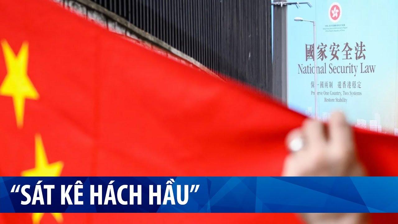 Tập Cận Bình mạnh tay đàn áp Hong Kong vì lo sợ người dân Trung Quốc nổi loạn