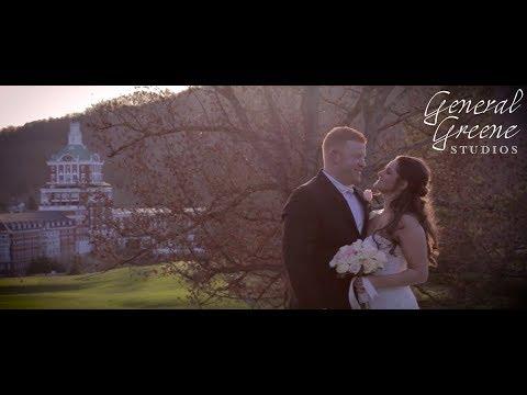 Sydney & Matthew: Wedding Film at The Omni Homestead Resort in Hot Springs, VA