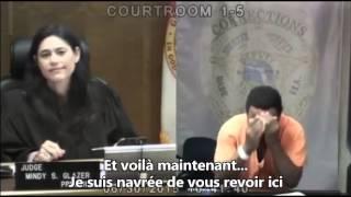 une juge et un accus taient dans la mme classe au collge