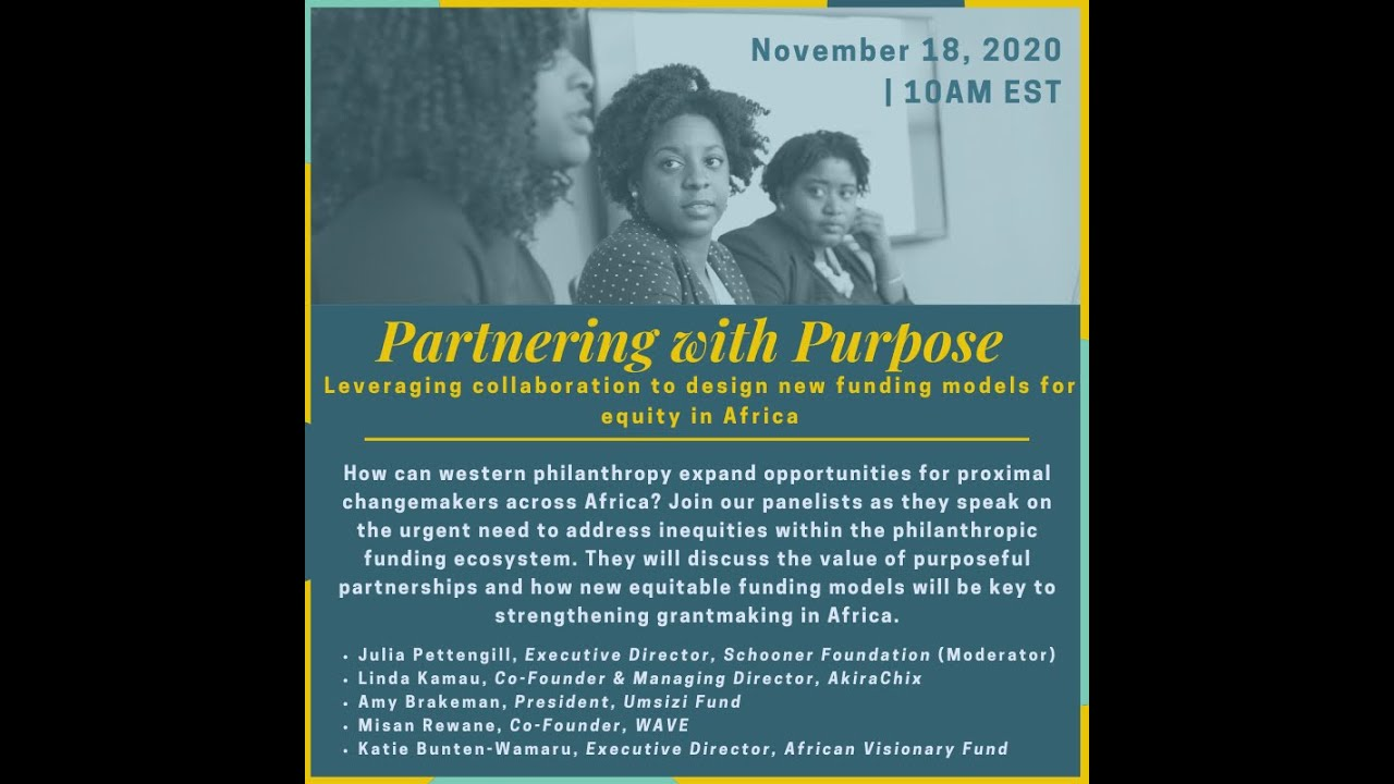 NEID Event: Partnering with Purpose