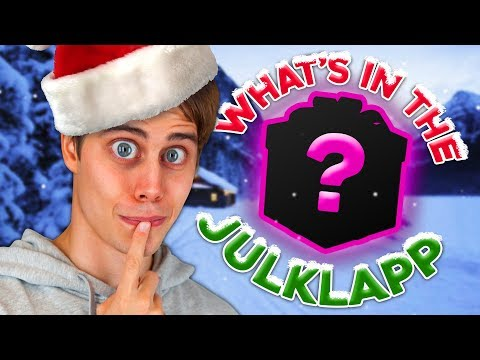 WHATS IN THE BOX - Julklapps edition