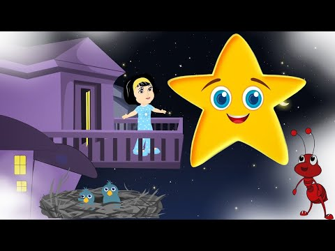 Twinkle Twinkle Little Star Sing with us Nursery Rhymes Fun for Kids