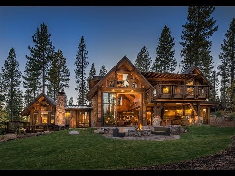 Martis Kingscote Cabin by Greenwood Homes | Martis Camp | Truckee, CA