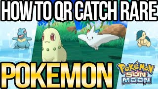 How to Catch Rare Pokemon like Totodile, Deino, & Togepi in Pokemon Sun and Moon | Austin John Plays