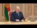 Лукашенко призывает Россию разбираться, прежде чем вводить запрет на поставки пр�