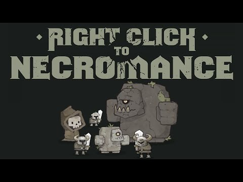 Right Click To Necromance (Free To Play) Gameplay
