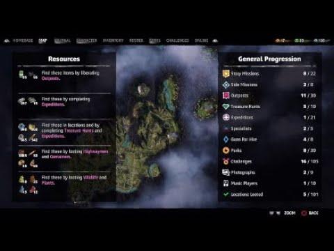 Far Cry New Dawn Outposts 1 500 Fast Ethanol Youtube