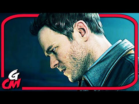 QUANTUM BREAK - Film Completo ITA Game Movie 1080p