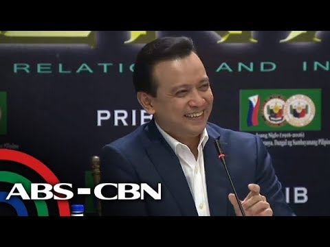'Prof. Sonny'? Trillanes eyes teaching after Senate stint