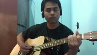 Sa Paskong Darating (GUITAR COVER) Freddie Aguilar