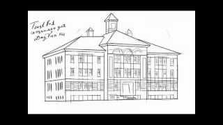 Как нарисовать дом?(В этом видео я покажу как легко и быстро нарисовать дом..., 2012-09-30T08:32:19.000Z)