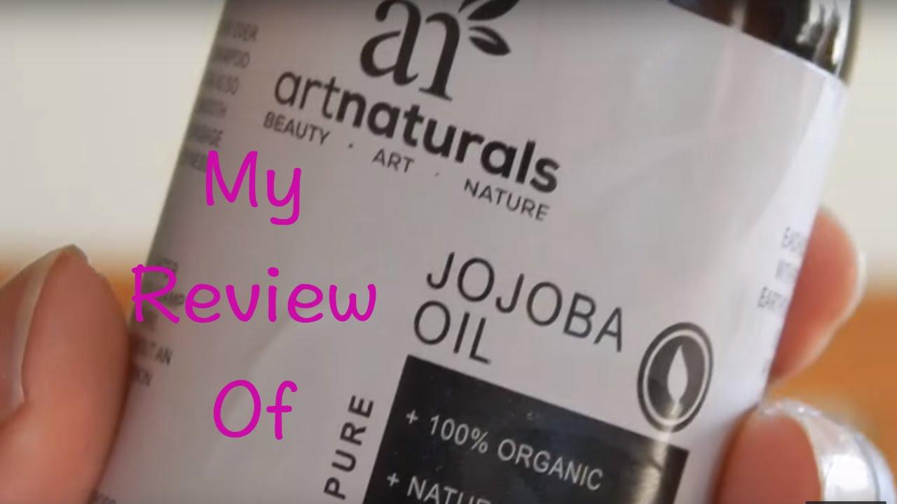Art Naturals Jojoba Oil - YouTube