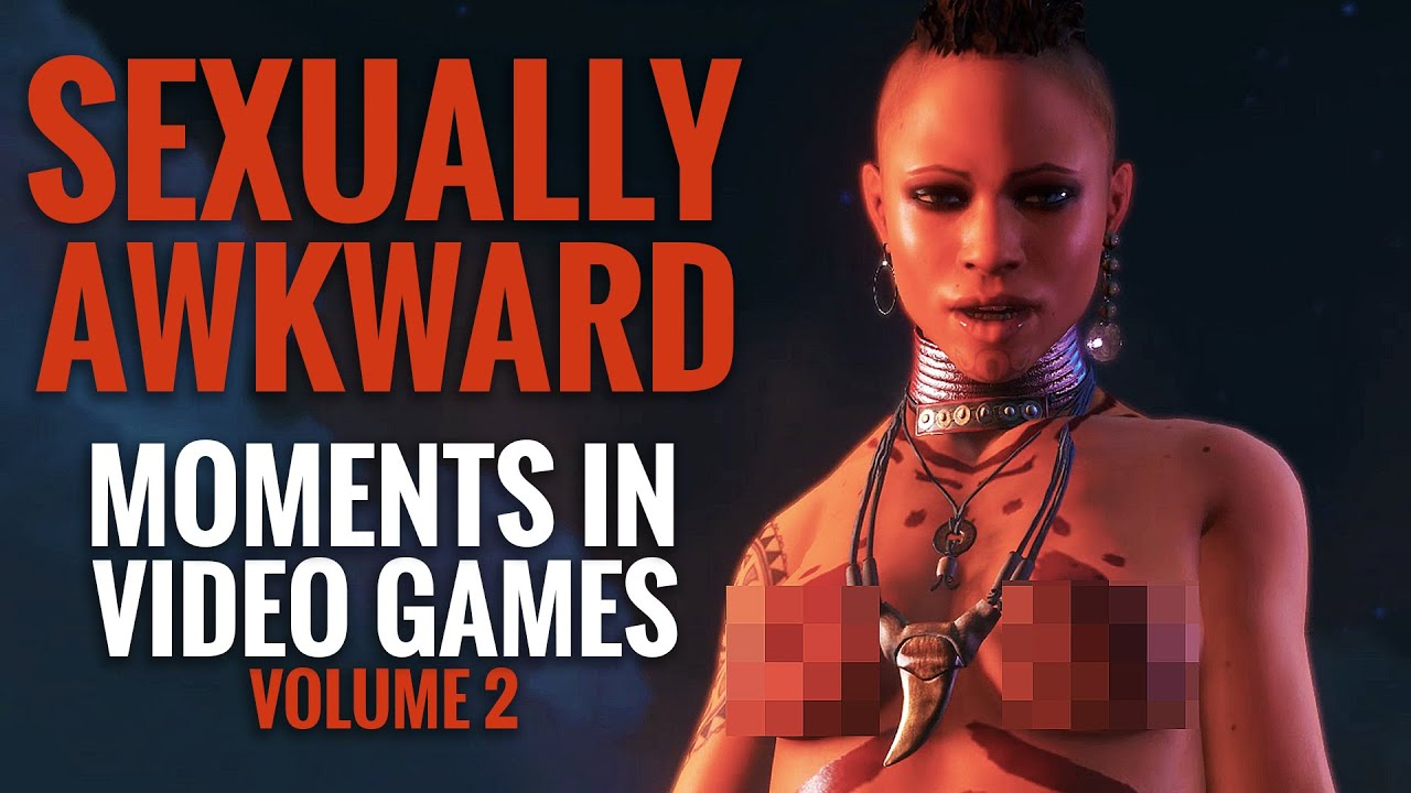 Most sexually inappropriate video games ever
