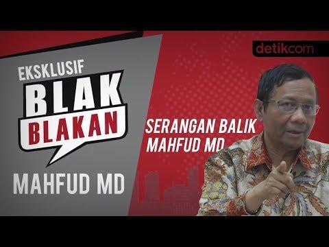 Serangan Balik Mahfud MD