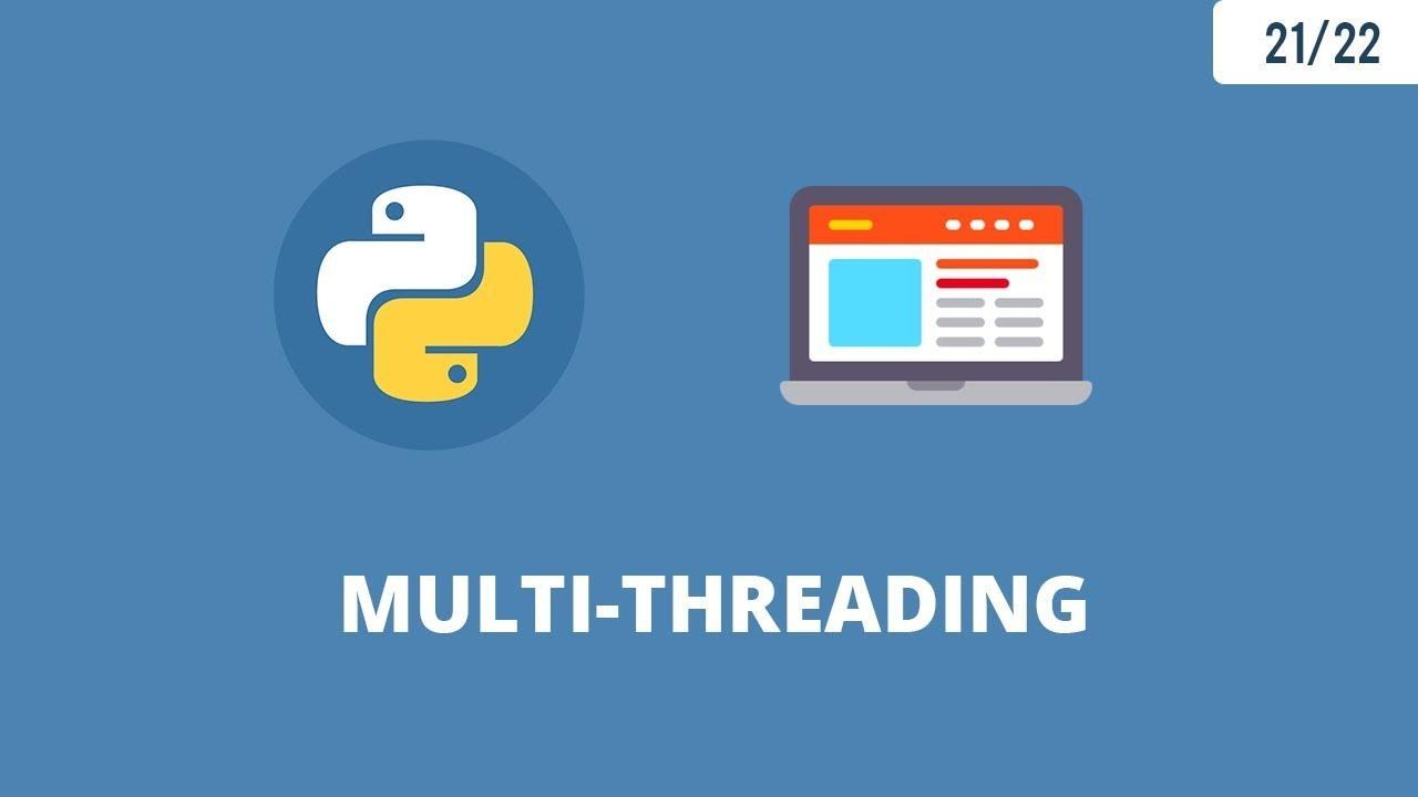 Python Network Programming 16 - Multithreading ( Socket Programming )