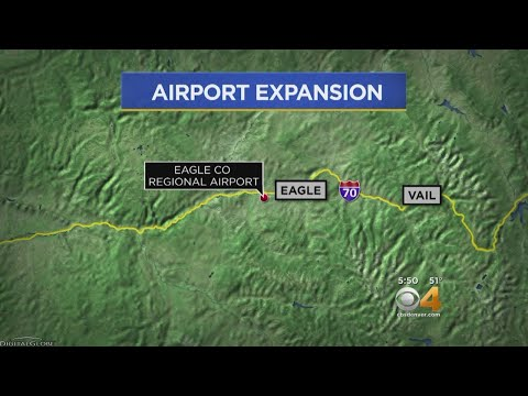 Eagle County Regional Airport Is Expanding